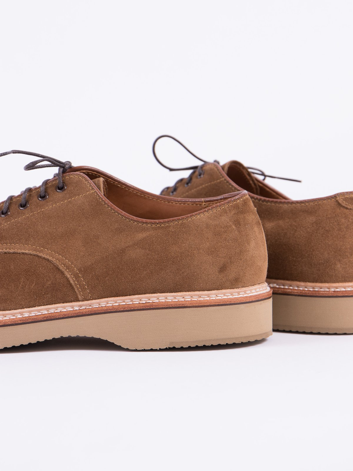Snuff Suede Indy Work Shoe - Image 4