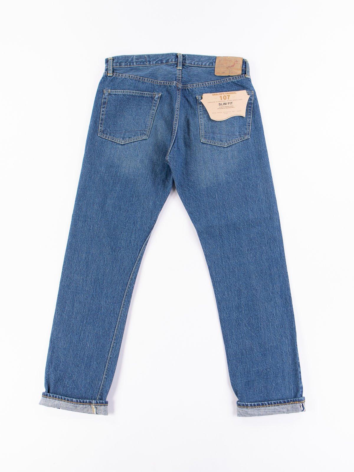 2 Year Wash 107 Slim Fit Jean - Image 8