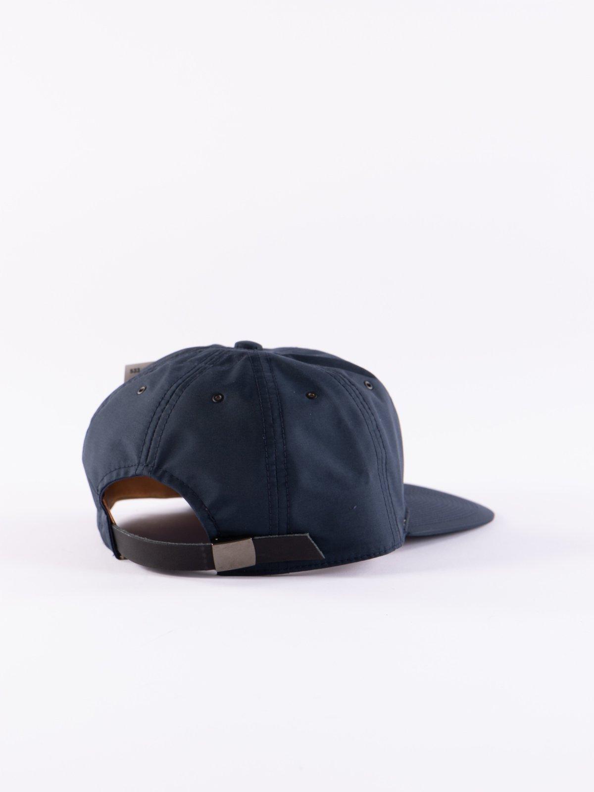 Navy Waterproof Cap - Image 2