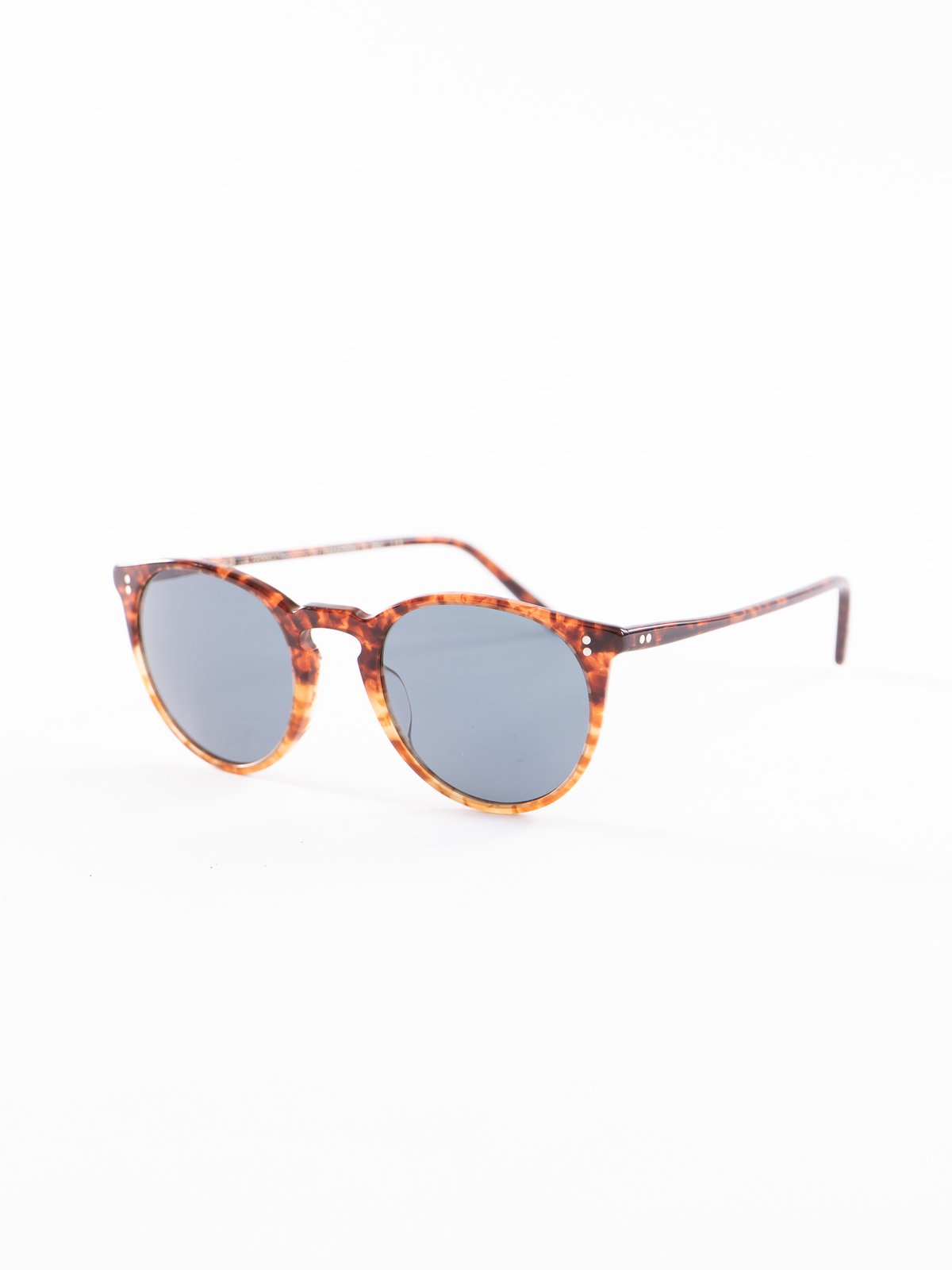 Vintage 1282/Blue Photochromic O'Malley Sunglasses - Image 2