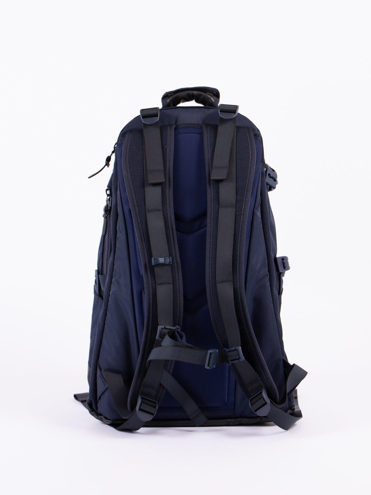 Navy Fra Veg Lamb 20L Cordura Backpack - Image 2