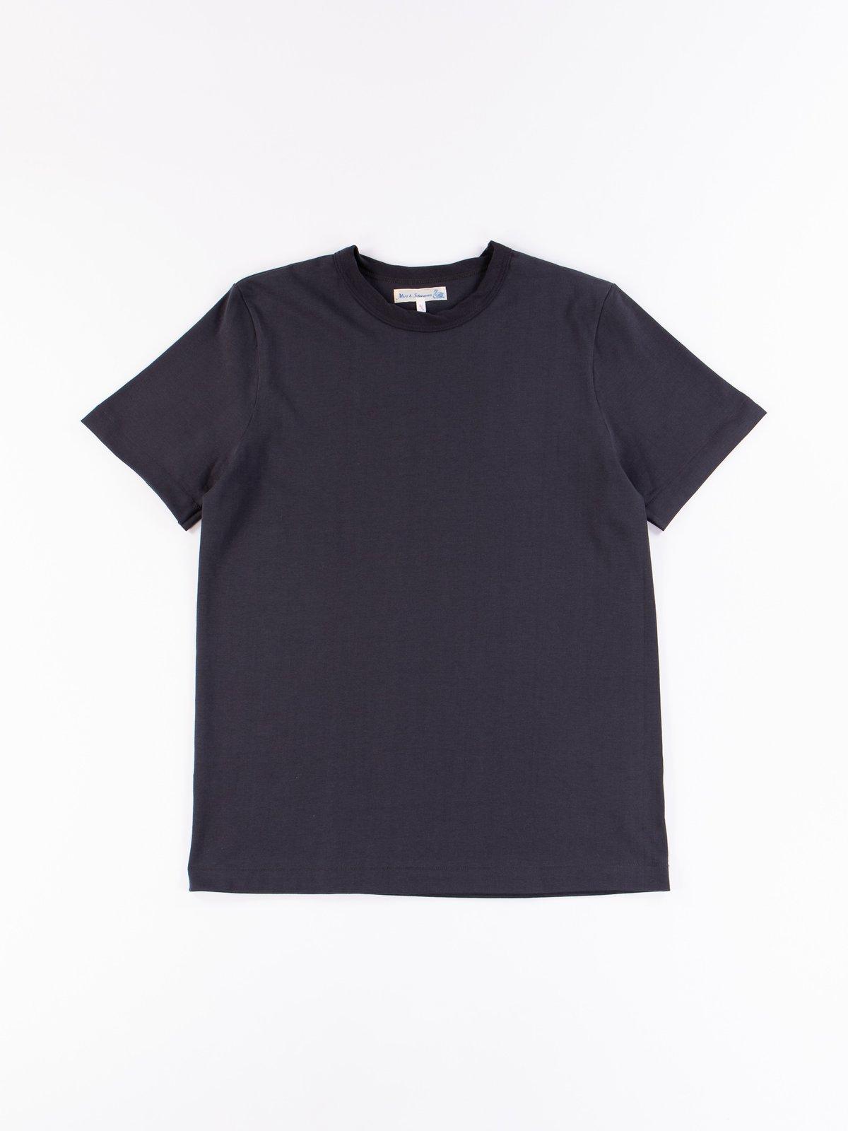 Slate 214 Organic Cotton Rundhals Shirt - Image 1