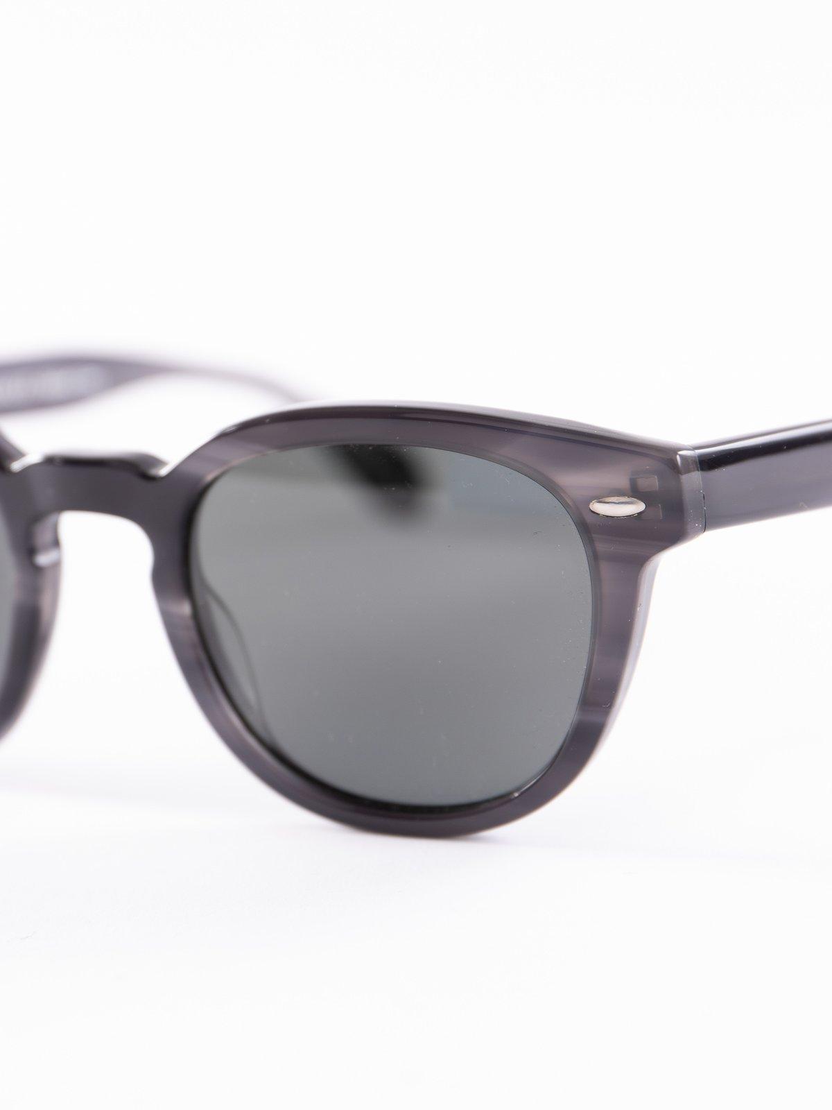 Charcoal Tortoise/Midnight Express Polar Sheldrake Sunglasses - Image 2