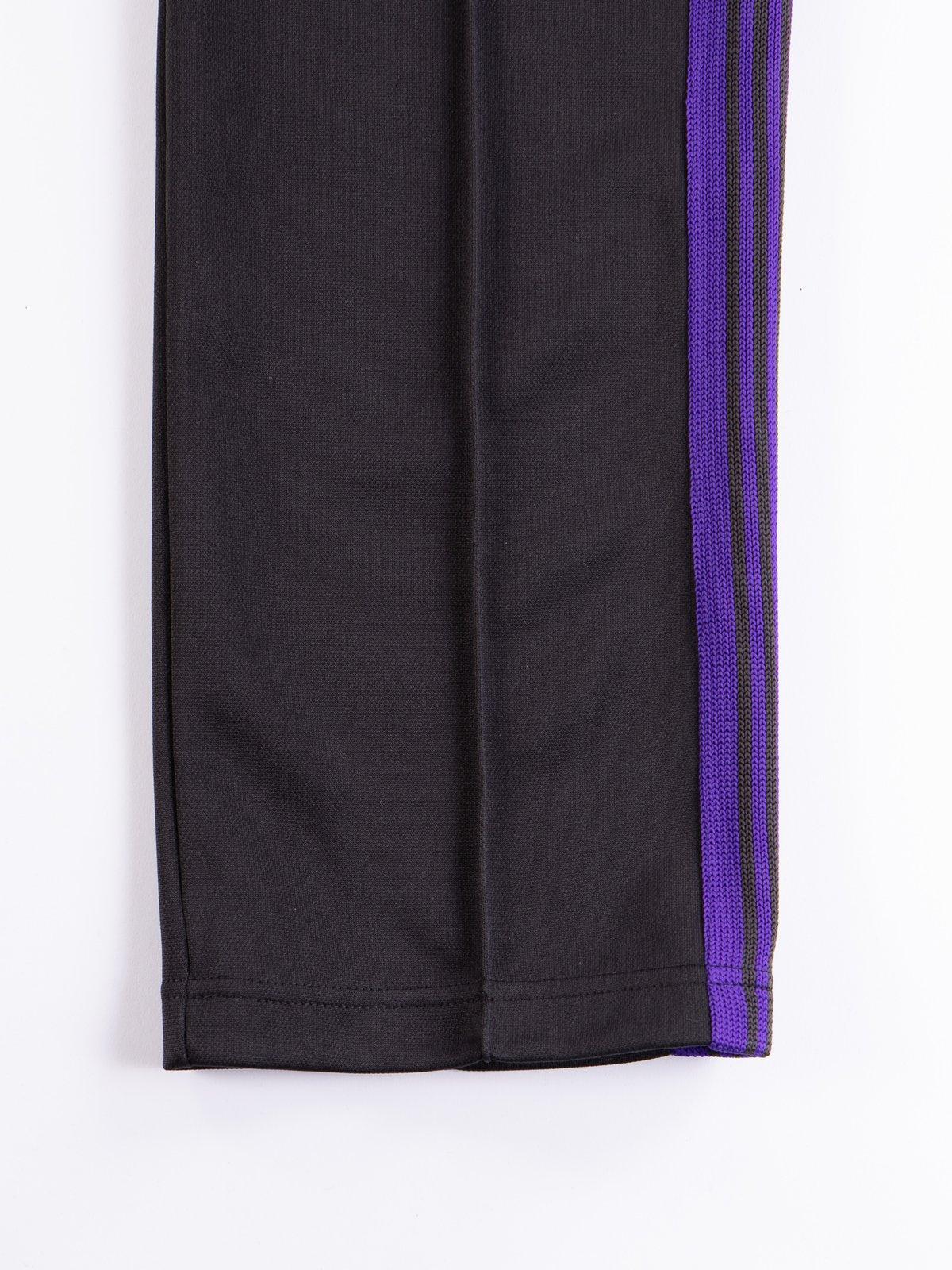Charcoal Narrow Track Pant - Image 4