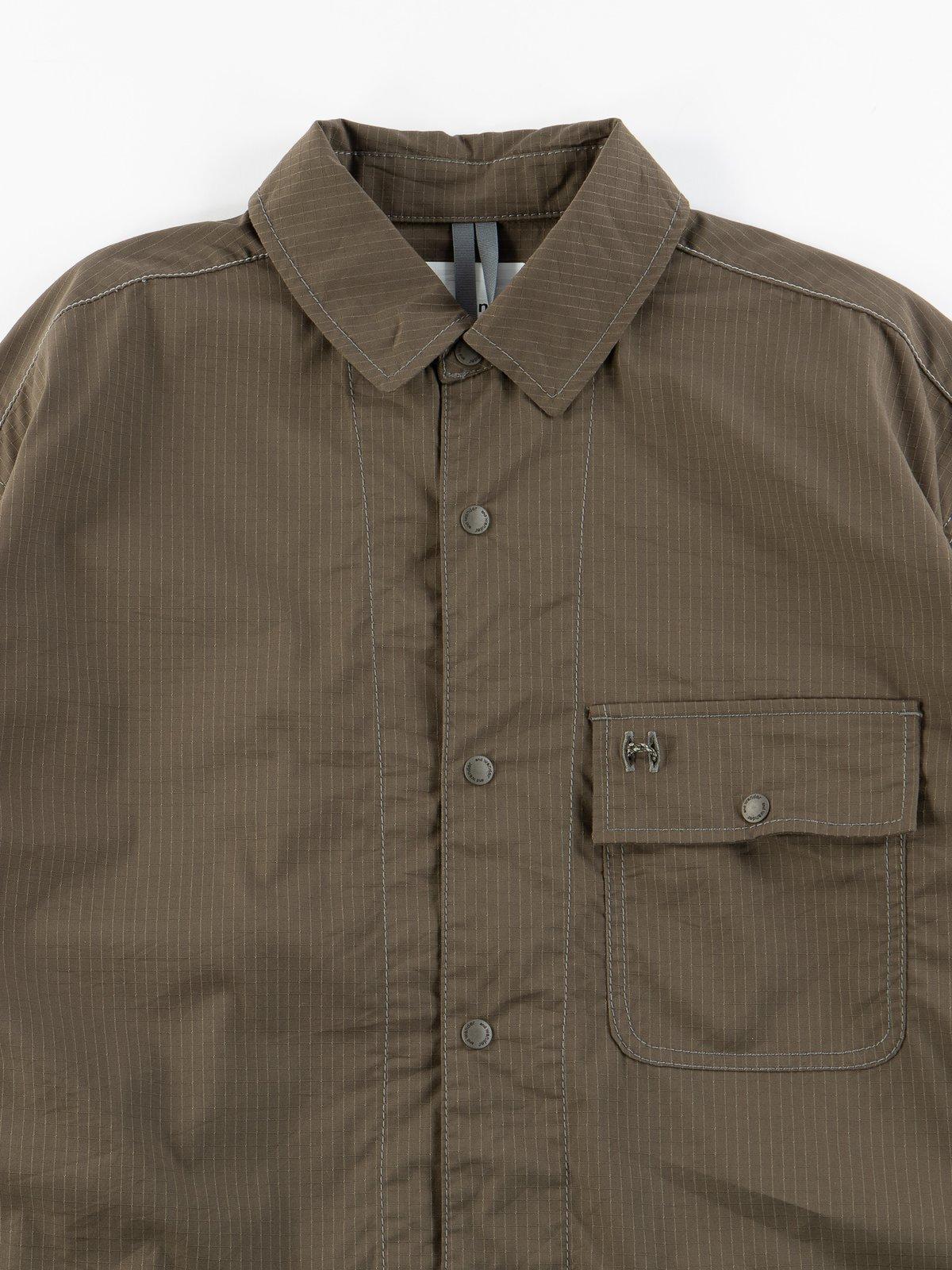 Khaki Dry Rip Shirt - Image 4