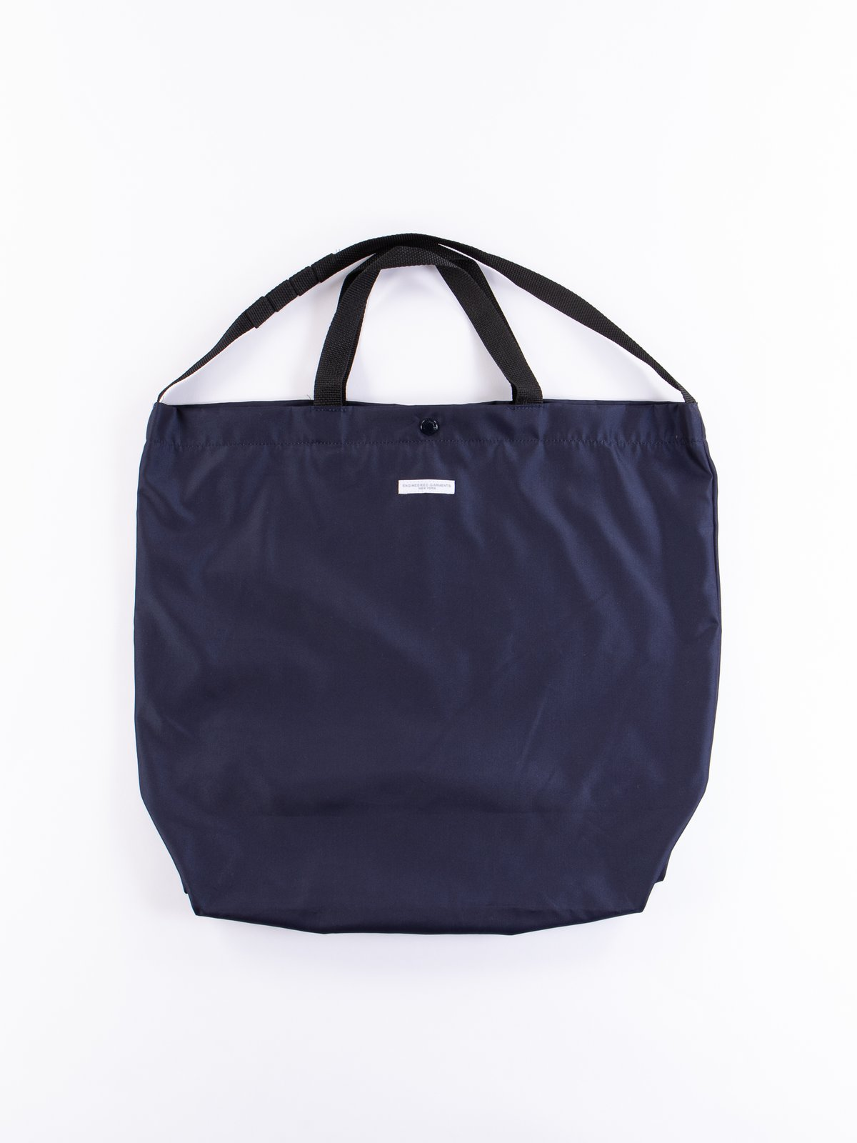 Navy PC Iridescent Twill Carry All Tote - Image 1