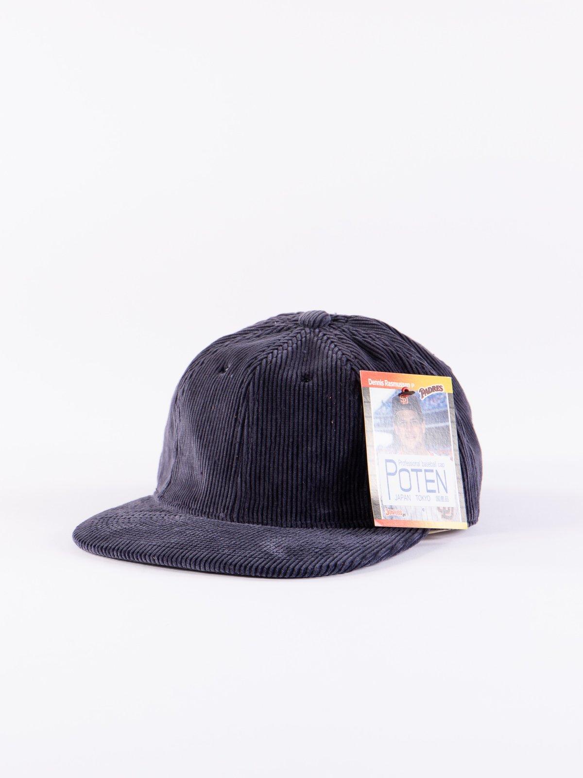 Navy Cole Cap - Image 1