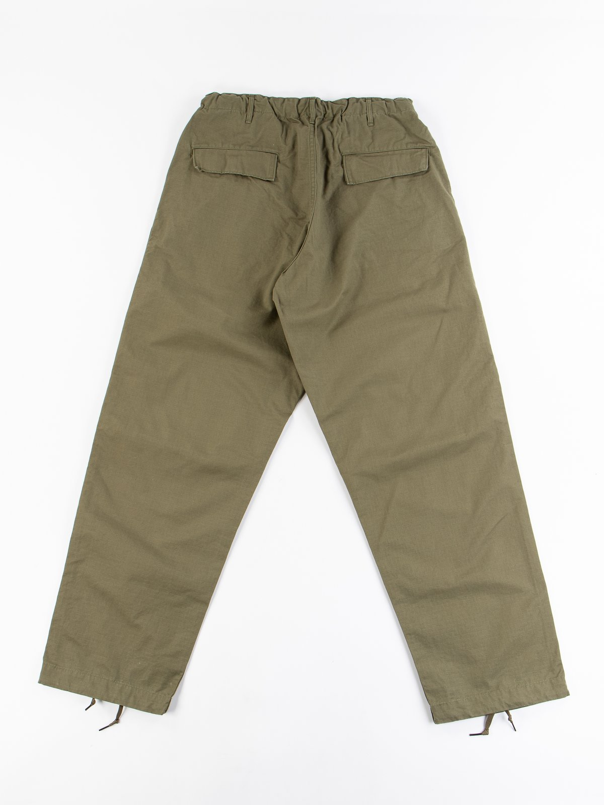 Army Green Ripstop TBB Service Pant - Image 6