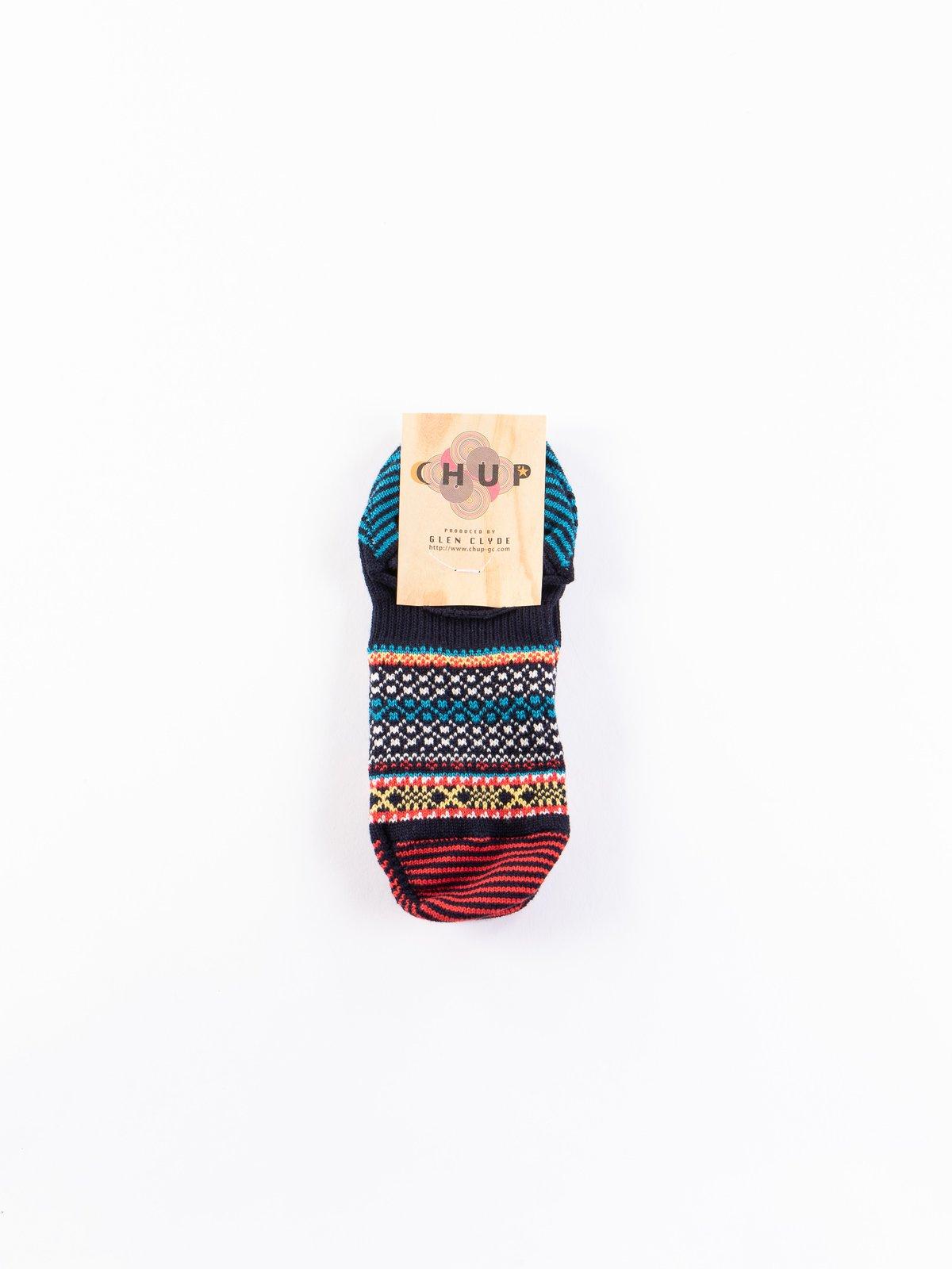 Denim Jonsok Trainer Socks - Image 1