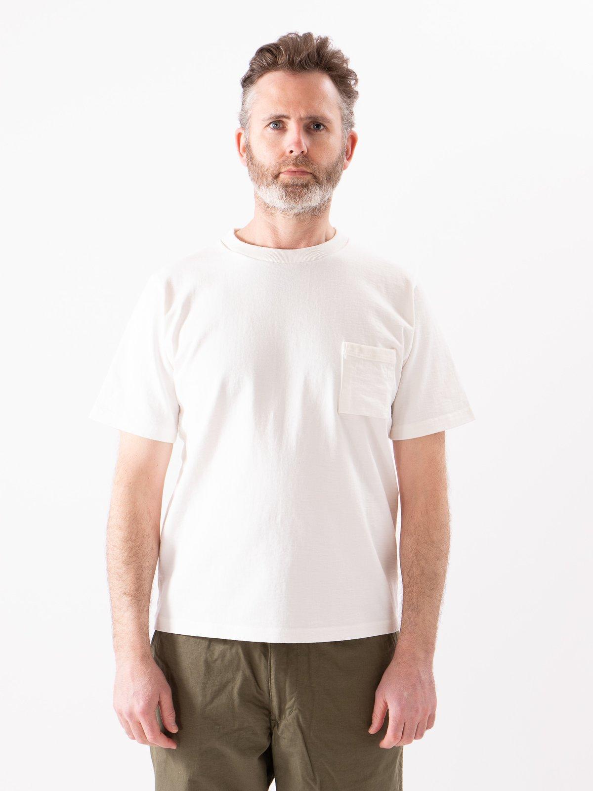 Off White Dotsume Pocket T–Shirt - Image 2