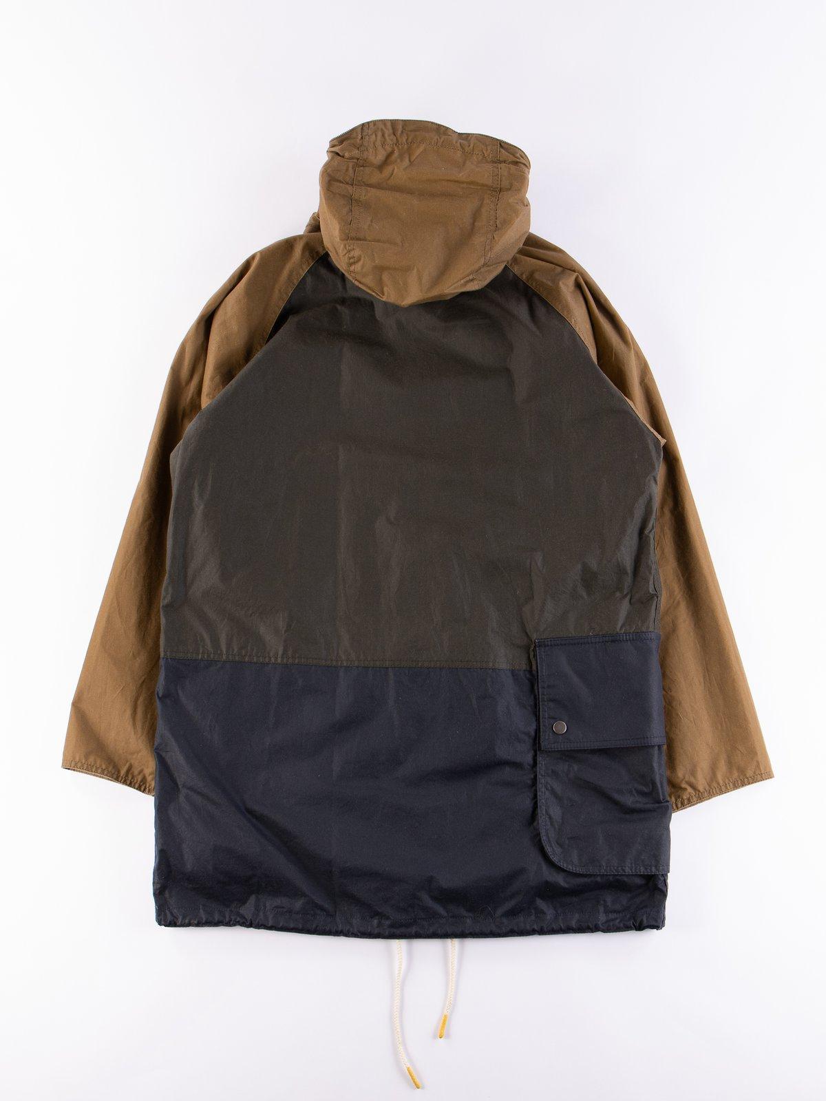 Multi Whitworth Wax Jacket - Image 6