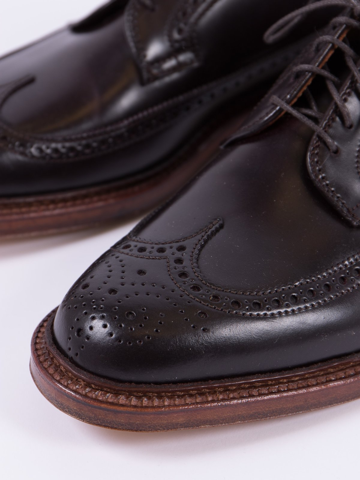 Color 8 Cordovan Long Wing Blucher - Image 3