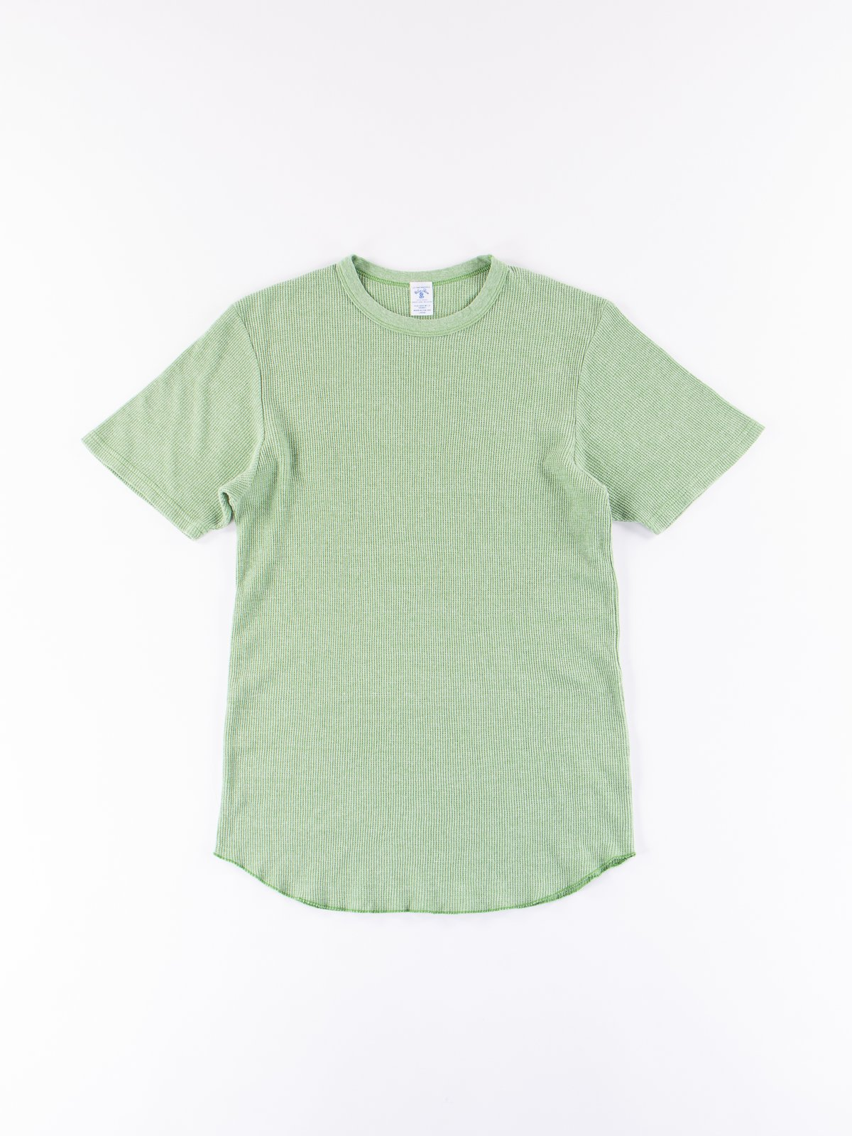 Heather Lime Tri Thermal T–Shirt - Image 1