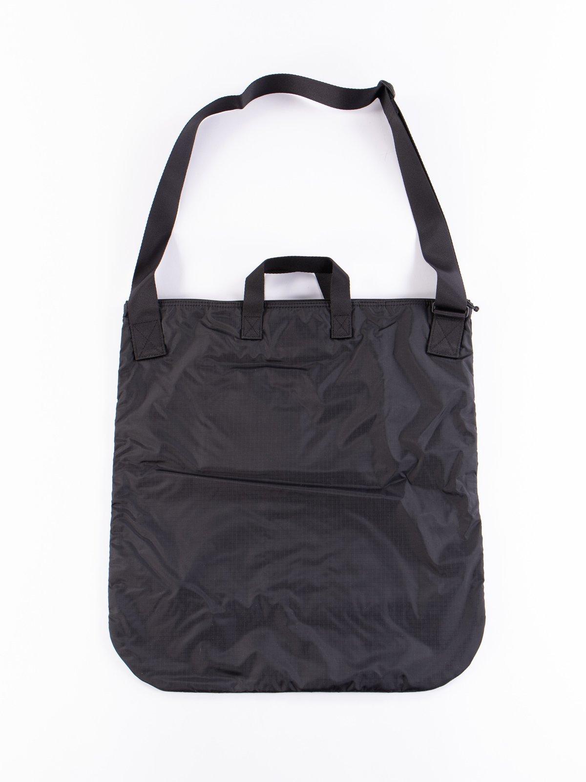 Black Flex 2Way Helmet Bag - Image 3