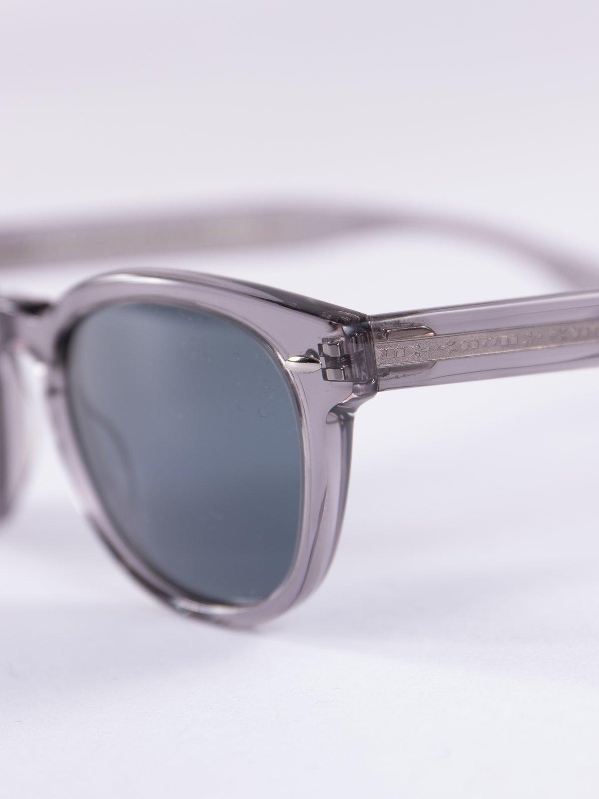 Workman Grey Sheldrake Sunglasses - Image 4