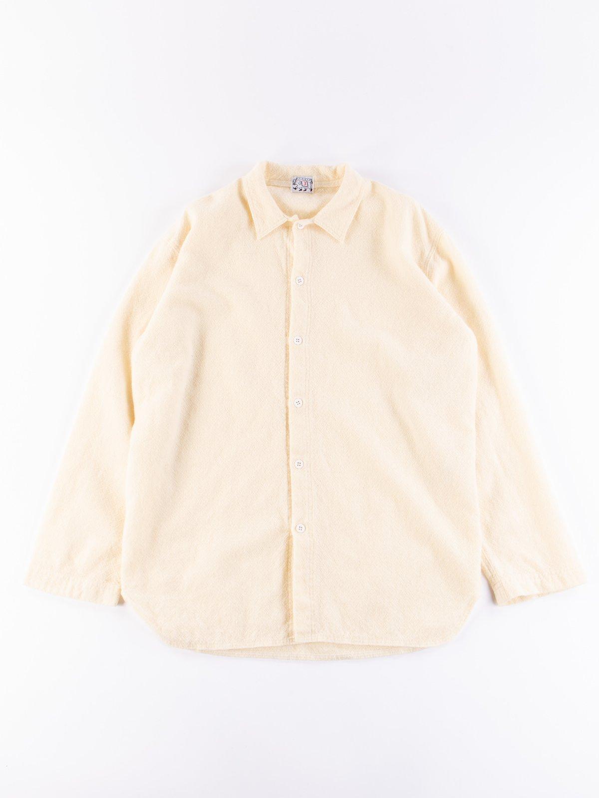 Cream Weavers Stock Tail Shirt - Image 1