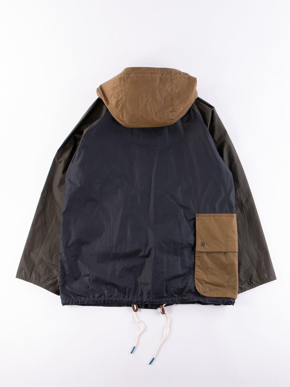 Multi Pitt Wax Jacket - Image 8
