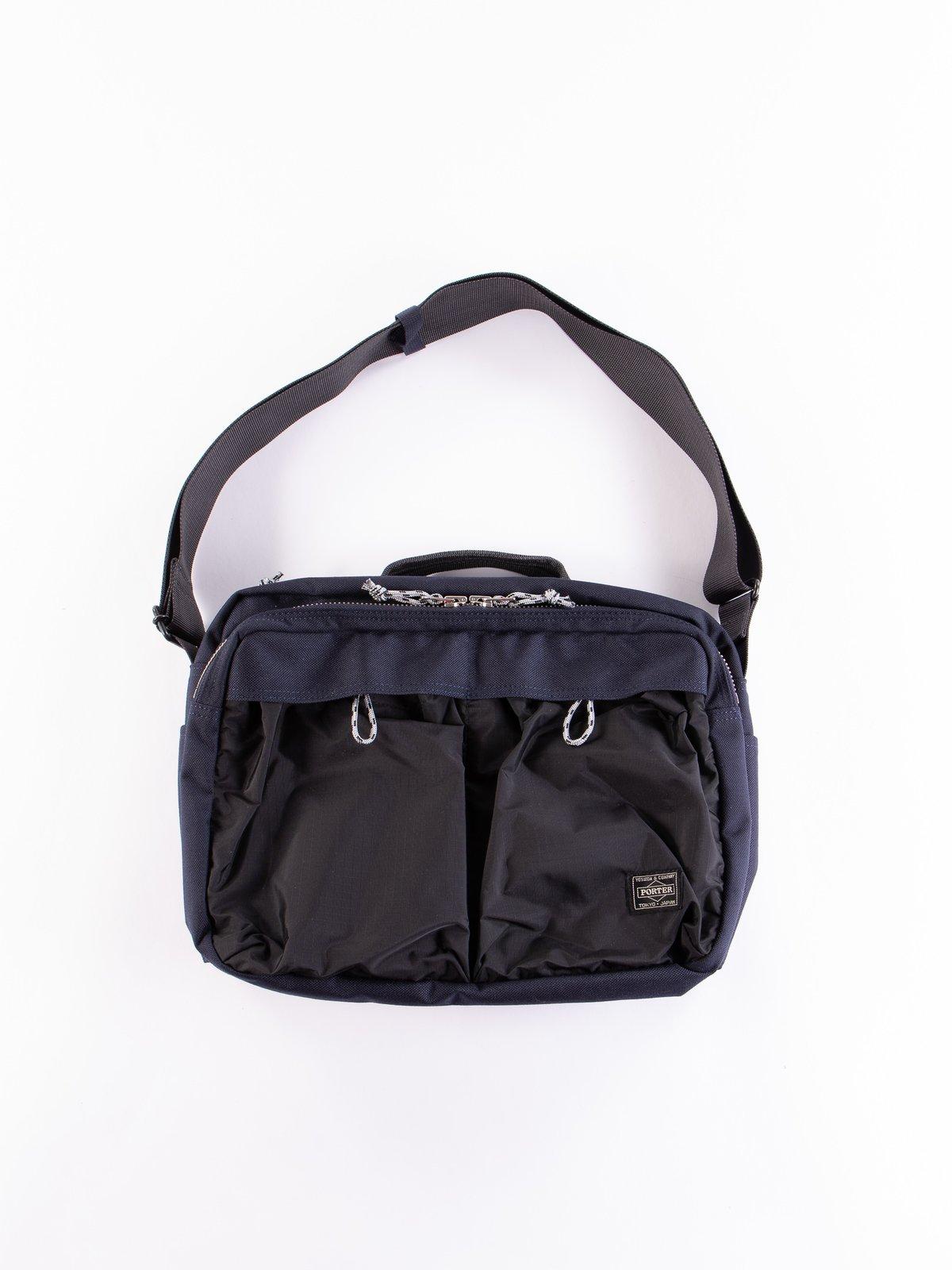 Navy/Black Hype 2Way Shoulder Bag - Image 1