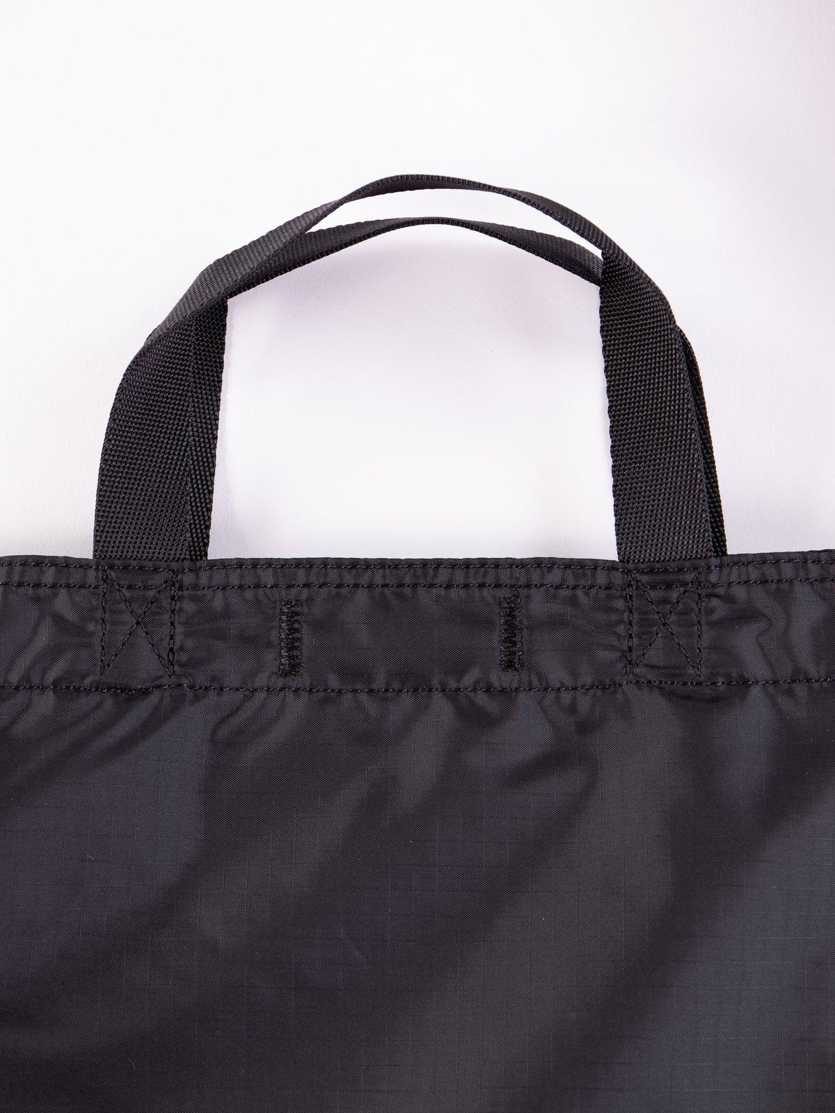 Black Flex 2Way Shoulder Bag - Image 3