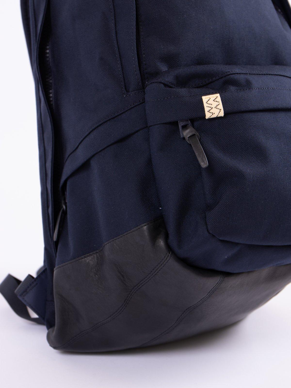 Navy Fra Veg Lamb 22L Cordura Backpack - Image 3