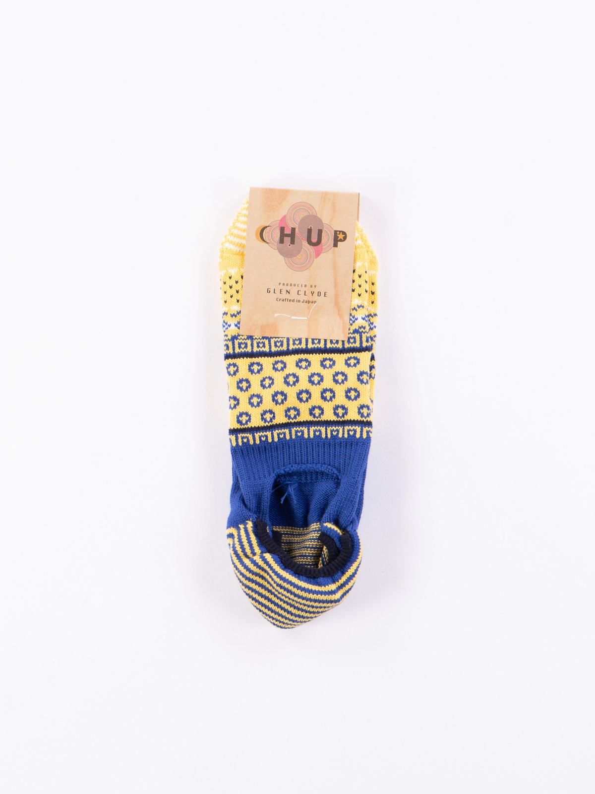 Blue Boleslaw Trainer Socks - Image 1