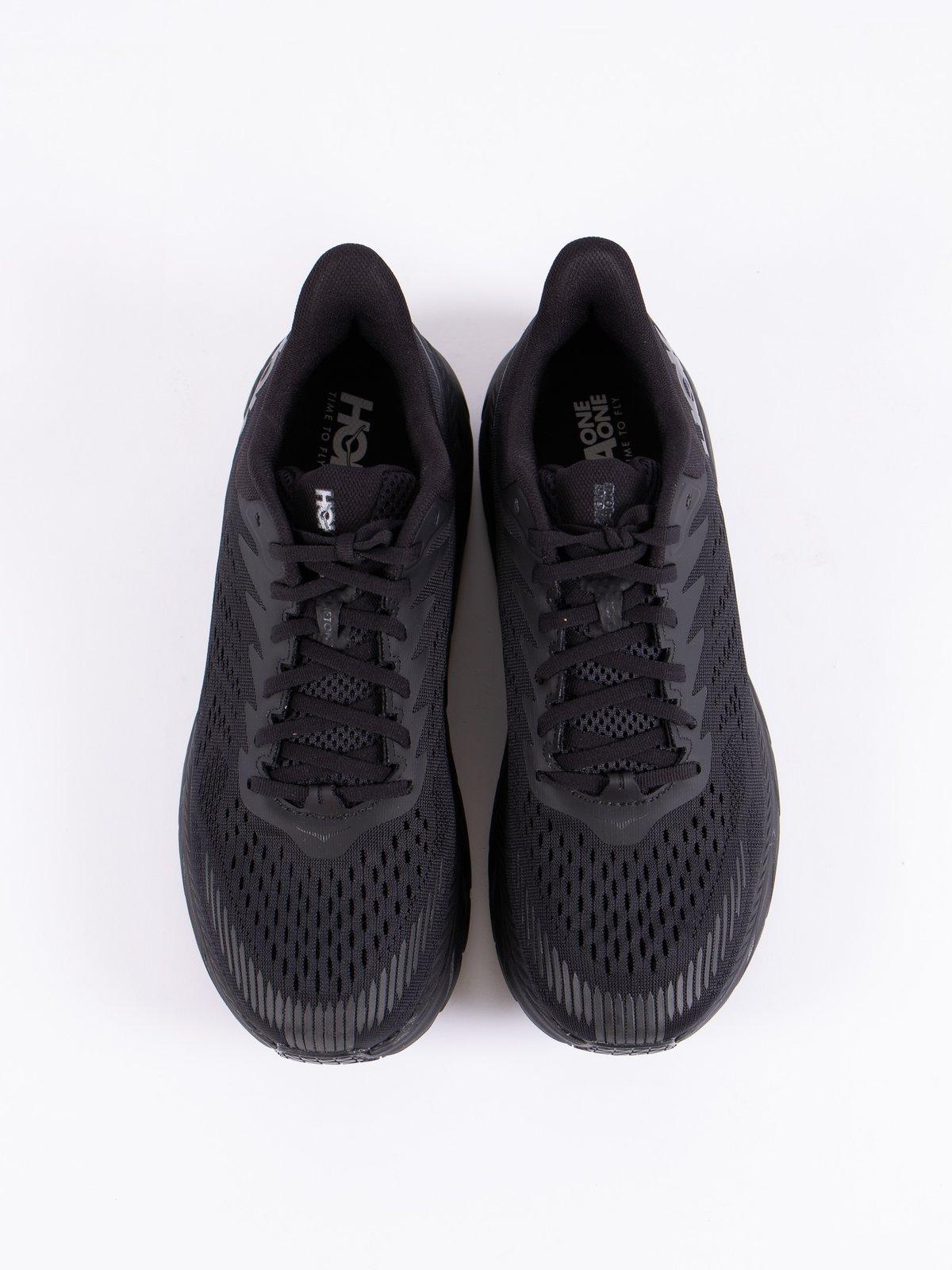 Black/Black Clifton 7 - Image 6