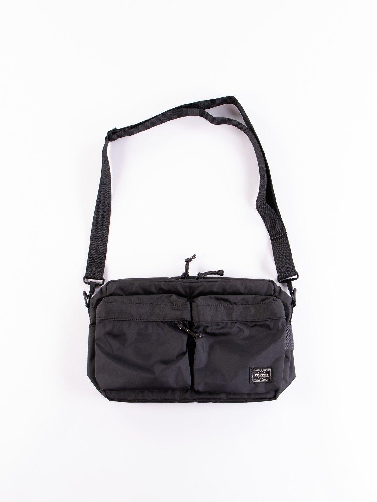 Black Force Small Shoulder Bag - Image 1