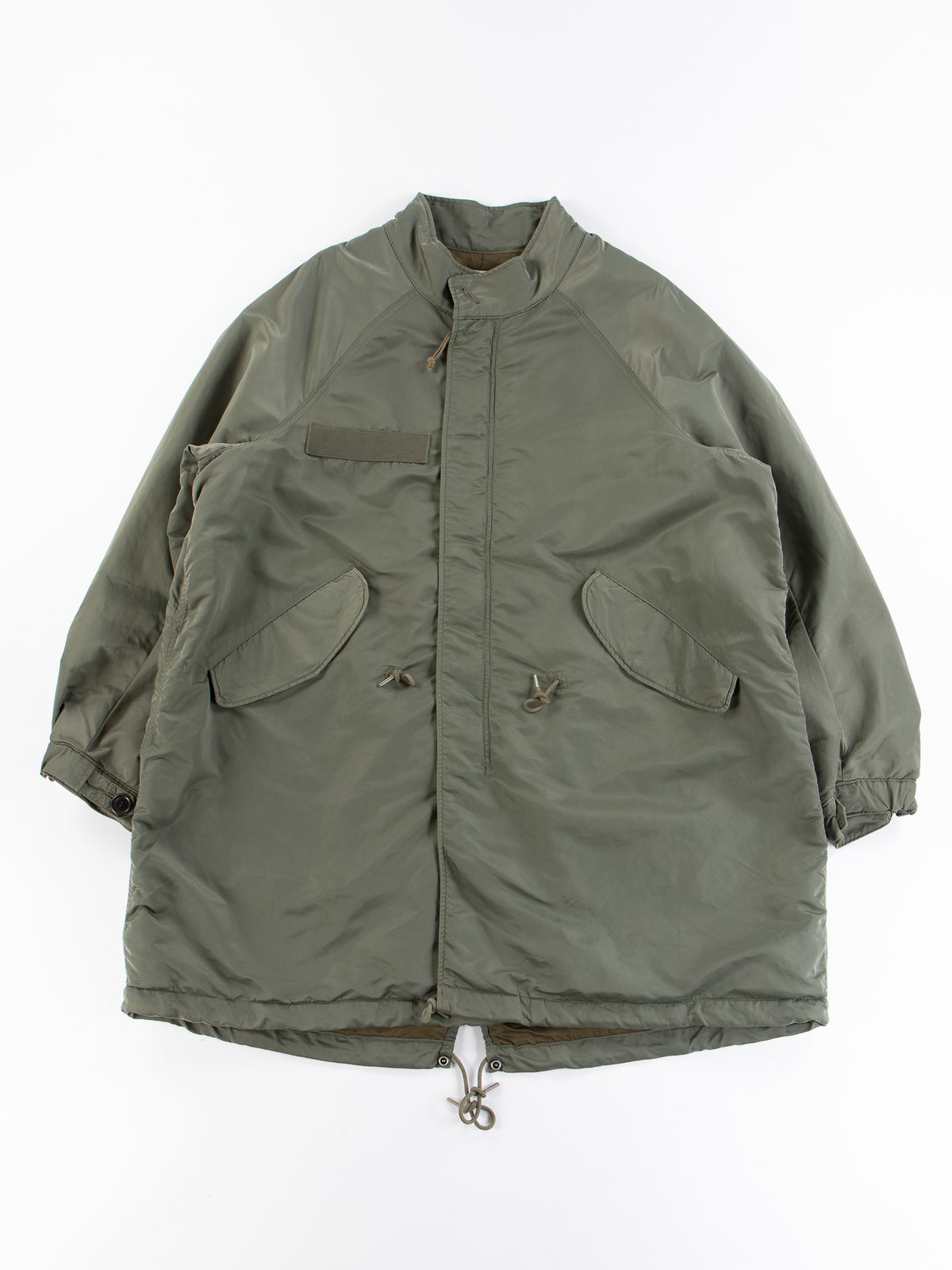 Olive Six–Five Fishtail Parka - Image 1