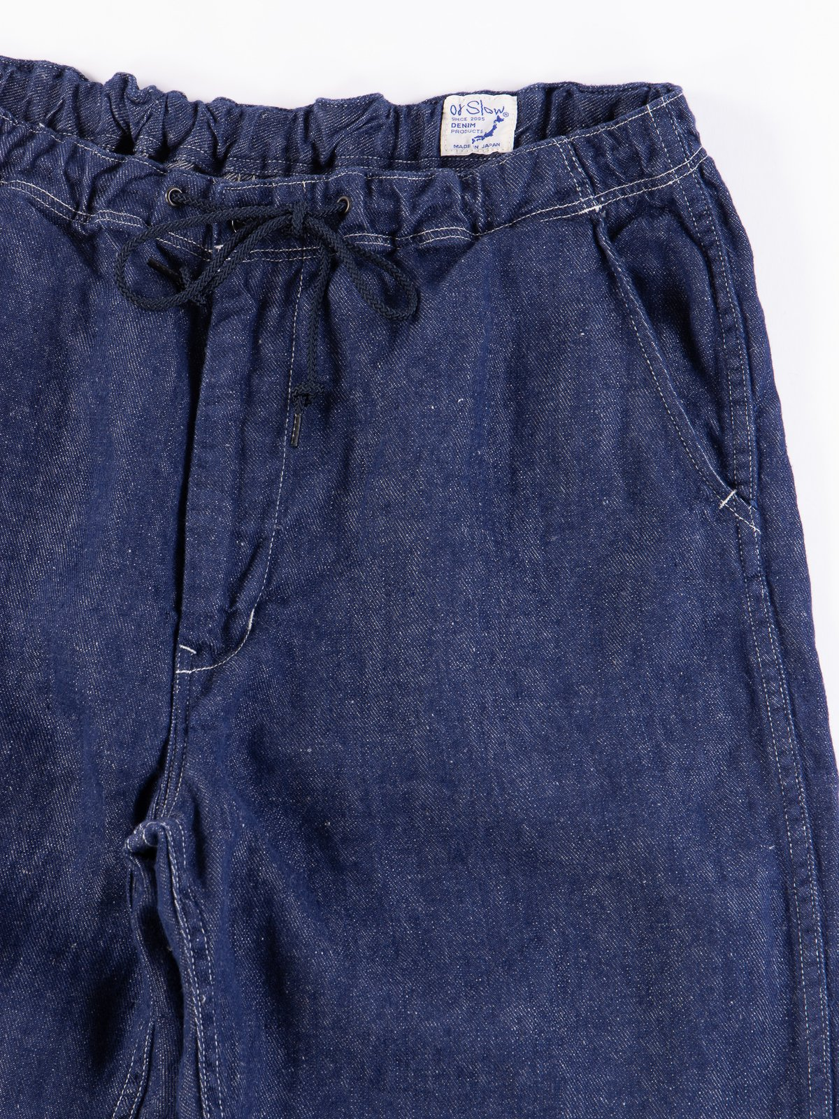 One Wash Denim TBB Mill Pant - Image 4