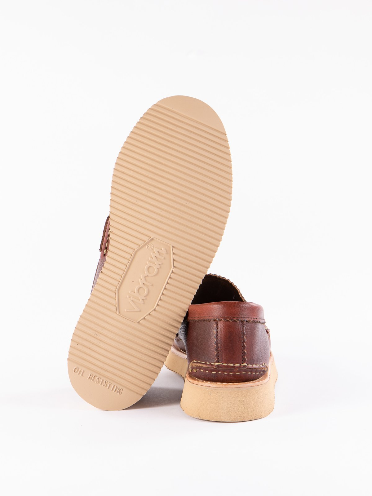 SG Tan Loafer Shoe Exclusive - Image 5