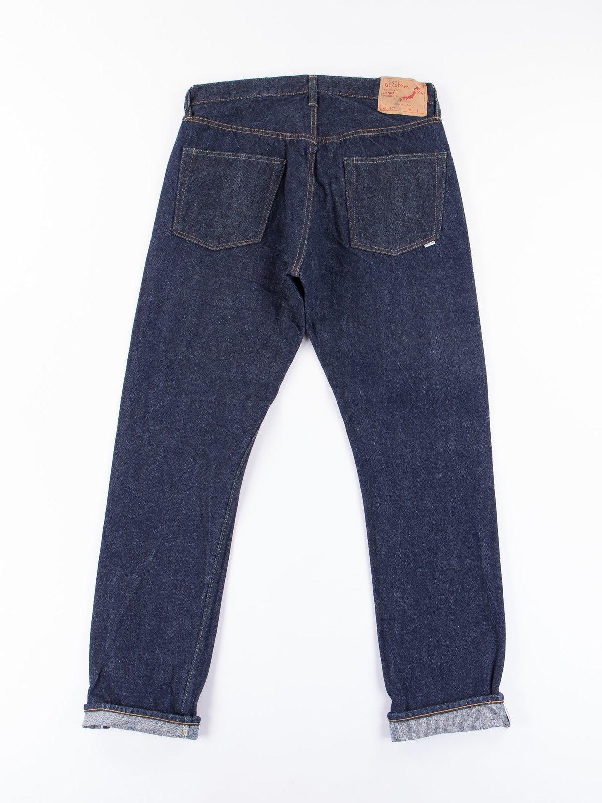 One Wash 107 Slim Fit Jean - Image 7