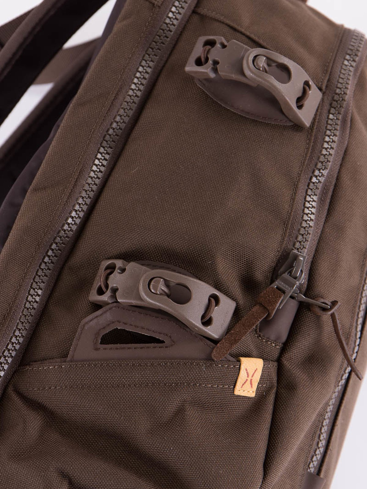 Brown 20L Ballistic Backpack - Image 3