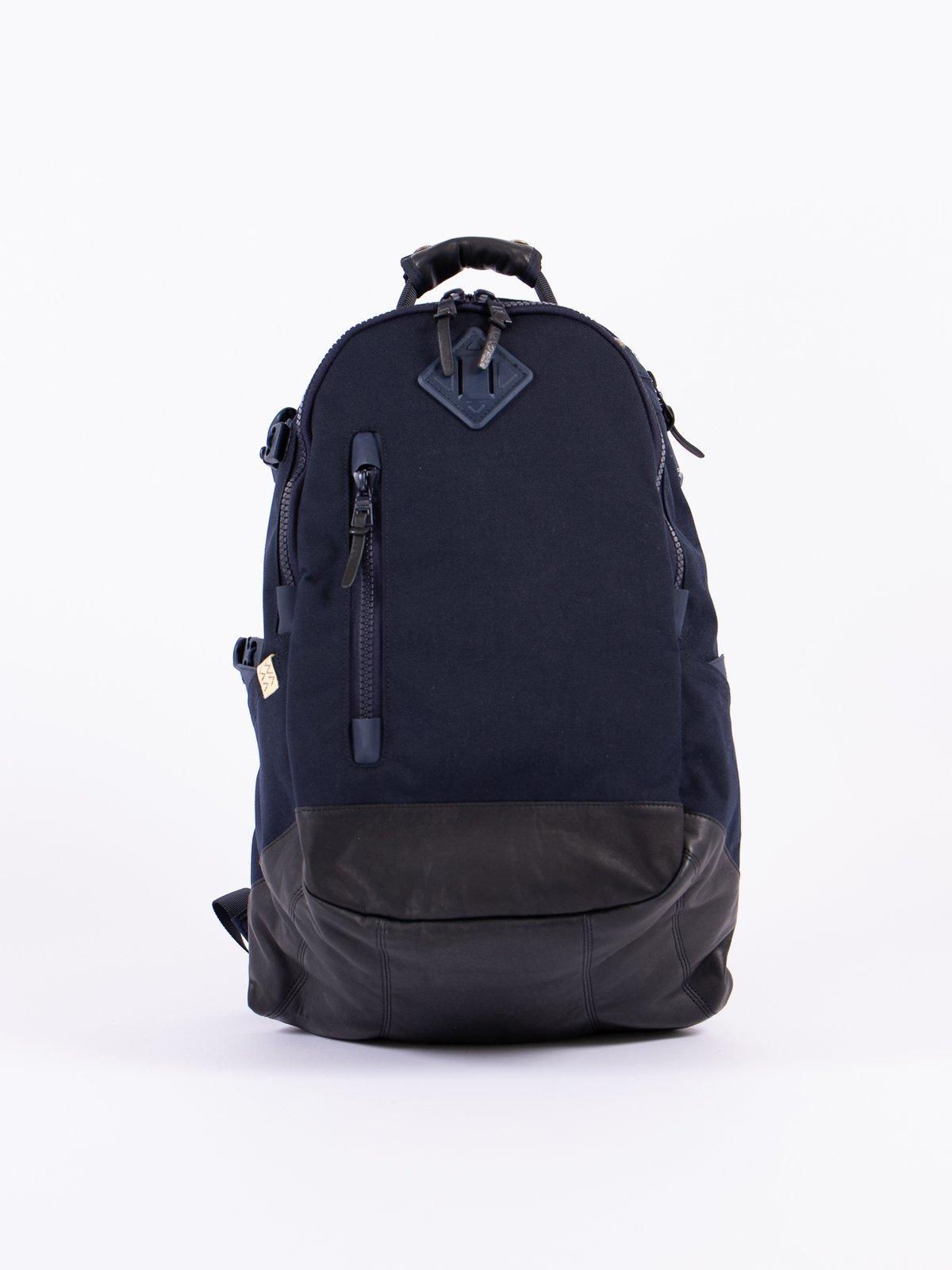 Navy Fra Veg Lamb 20L Cordura Backpack - Image 1
