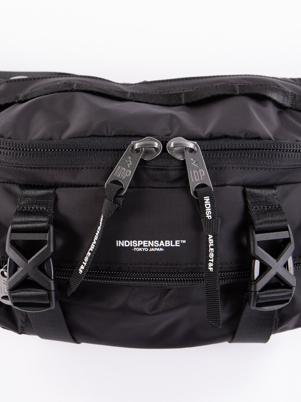 Black Econyl Attach IDP Belt Bag - Image 2