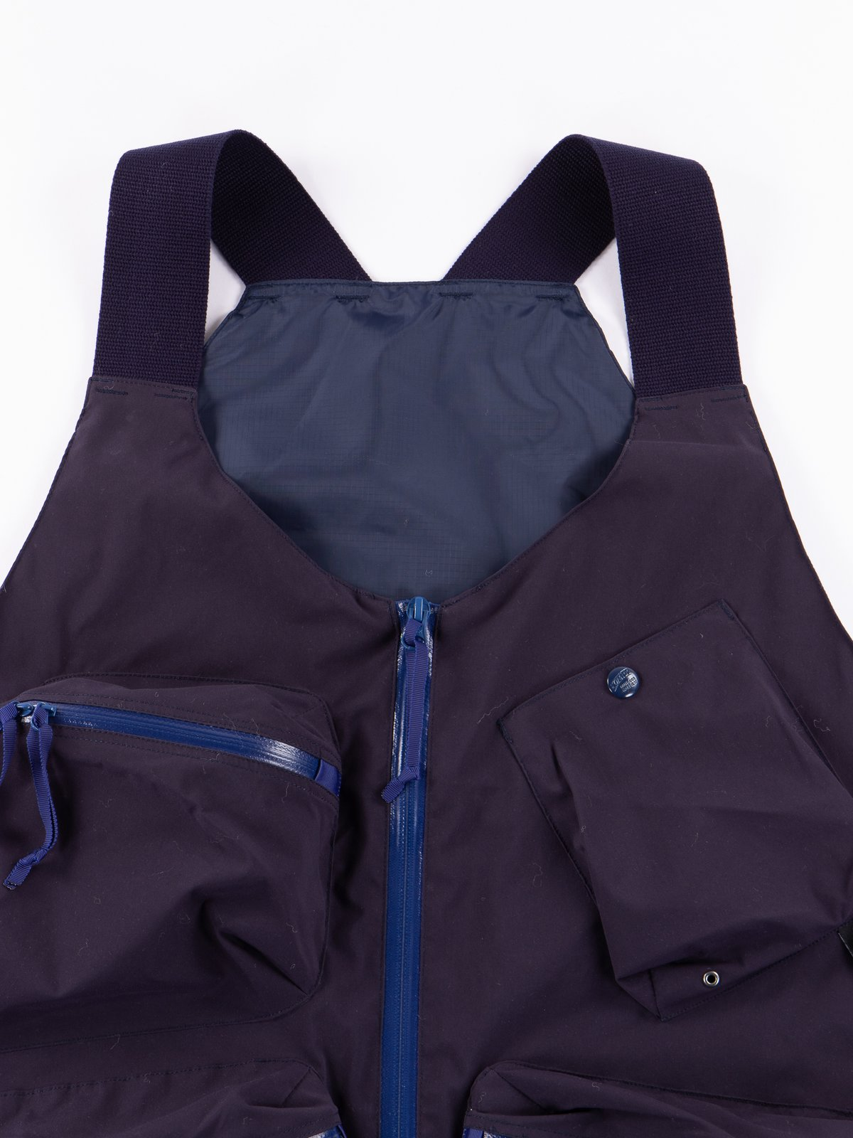 Navy Huntish Mod Vest - Image 3