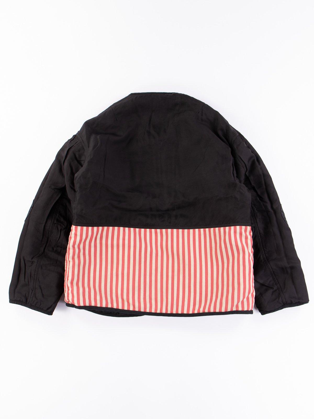 Black Iris Liner Jacket - Image 8