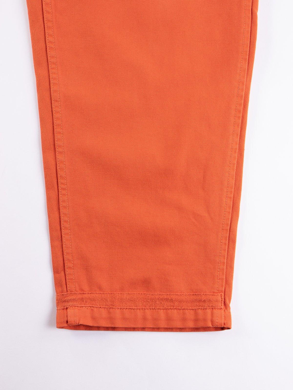 Lybro Vintage Orange Naval Dungaree - Image 4