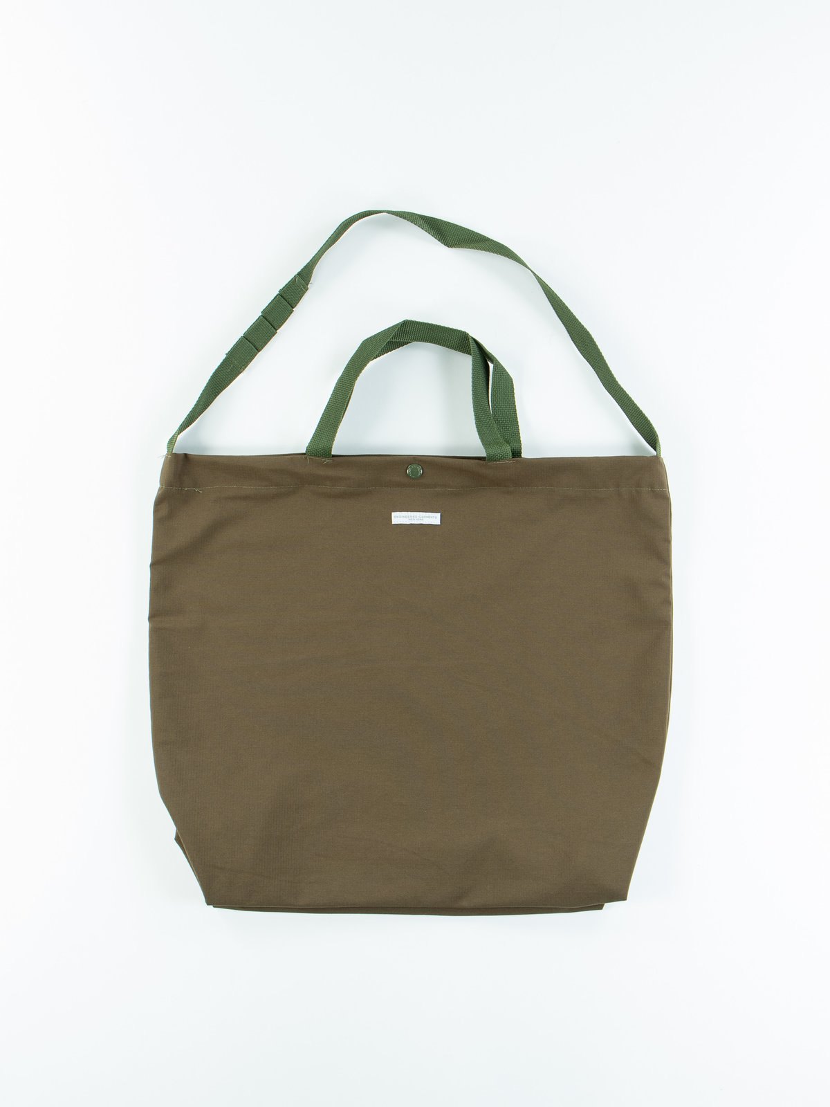 Olive Tech Ripstop Carry All Tote - Image 1