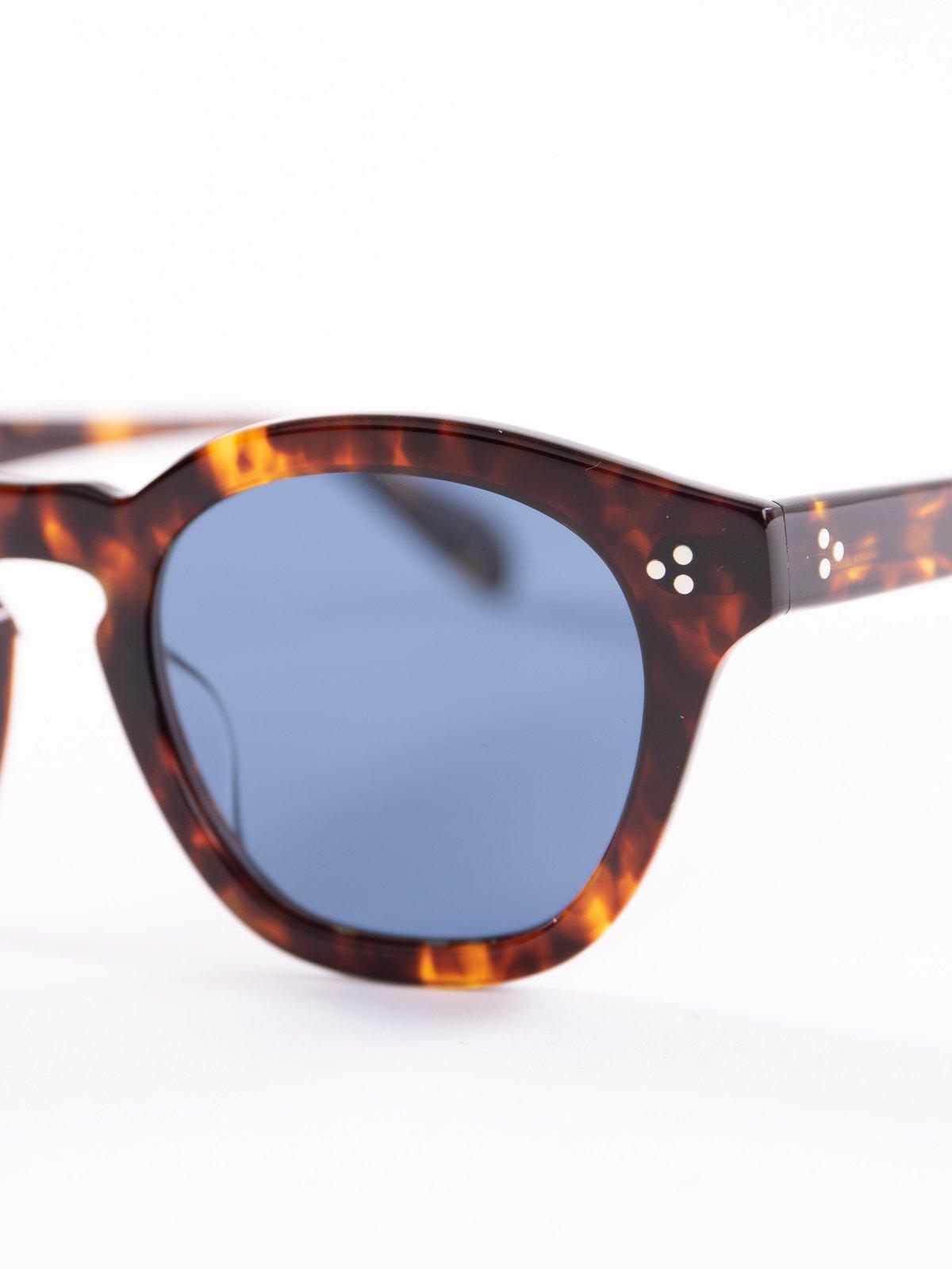DM2/Dark Blue Boudreau LA Sunglasses - Image 3