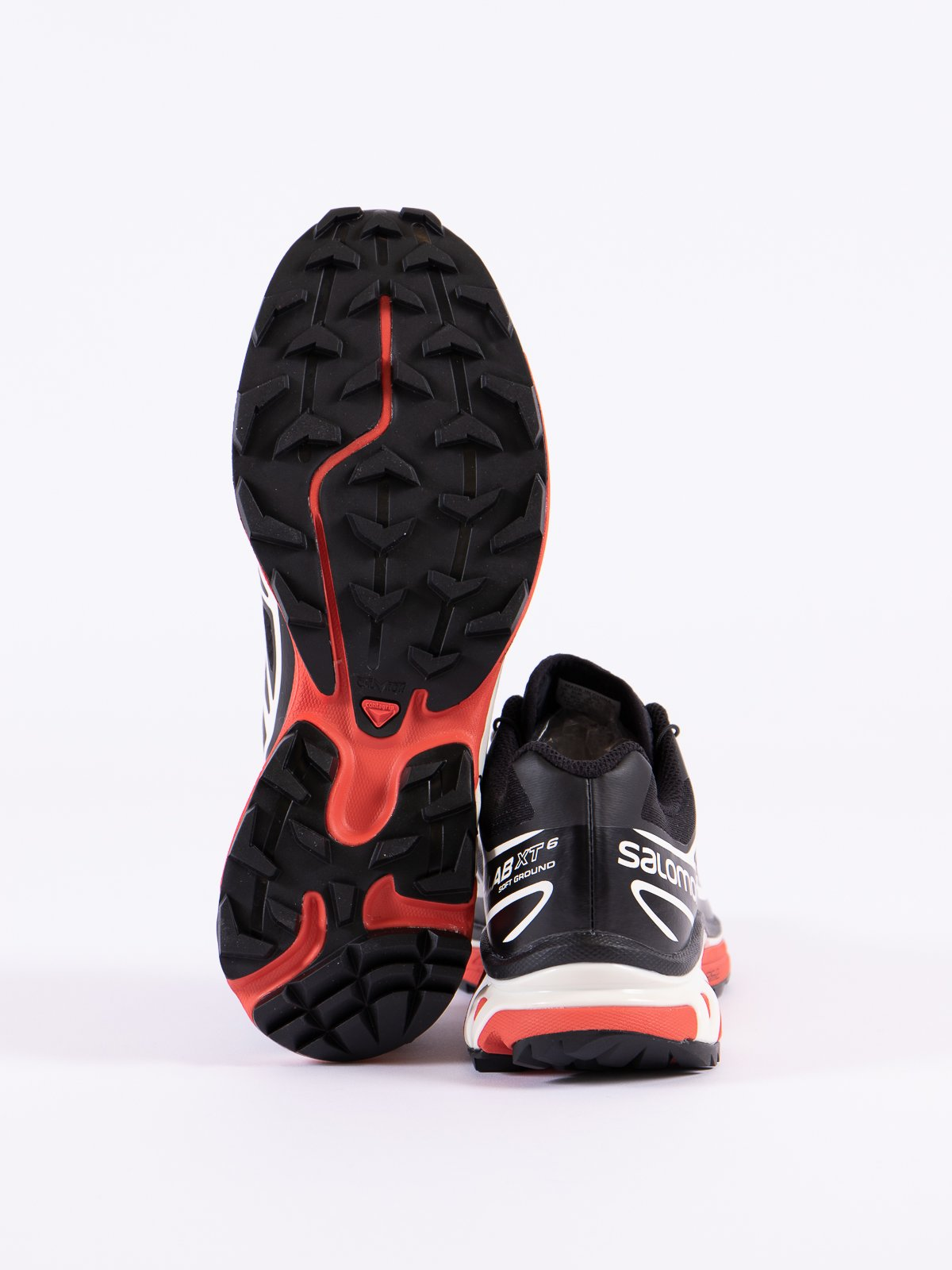 BLACK/VANILLA/RACING RED XT–6 SOFTGROUND LT ADV - Image 5