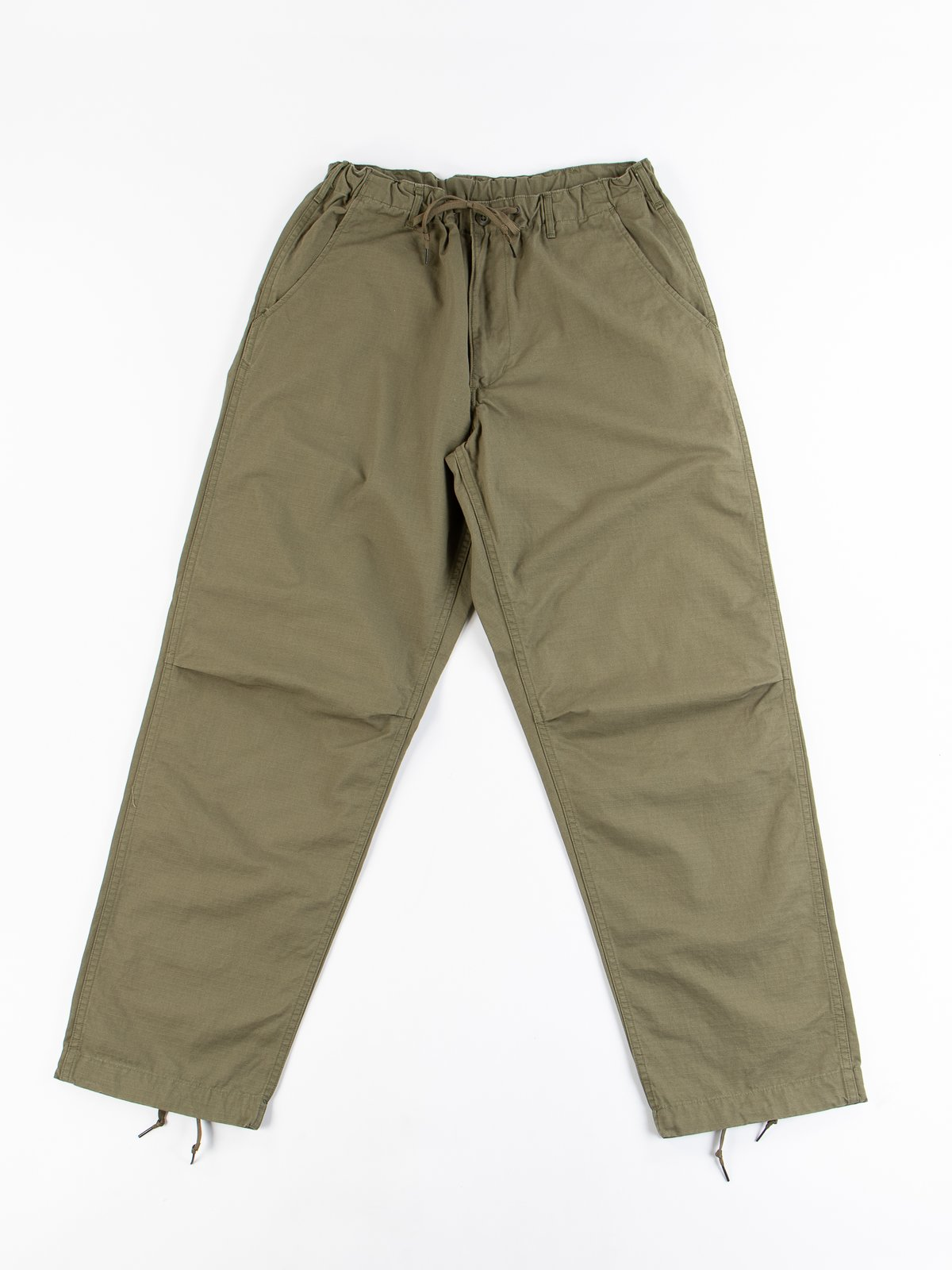 Army Green Ripstop TBB Service Pant - Image 1