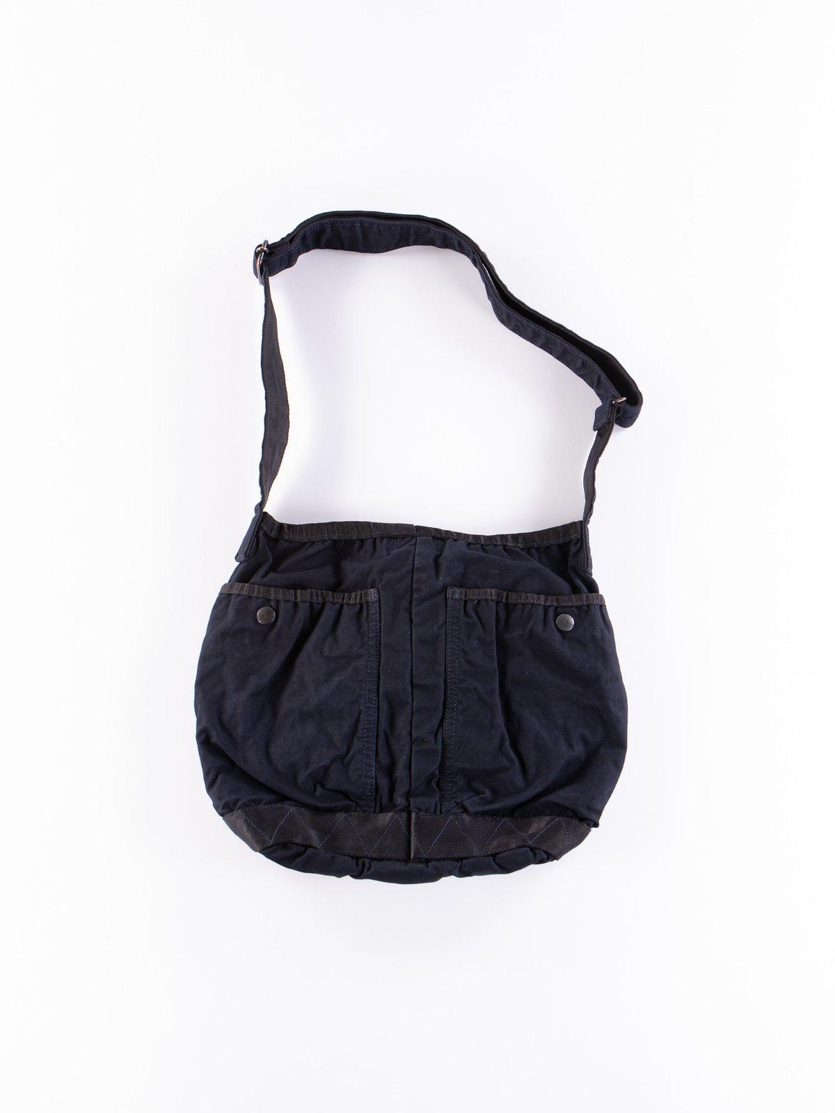 Navy Crag Shoulder Bag Small - Image 2