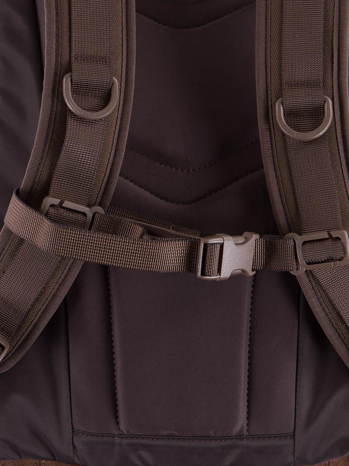 Brown 22L Ballistic Backpack - Image 6