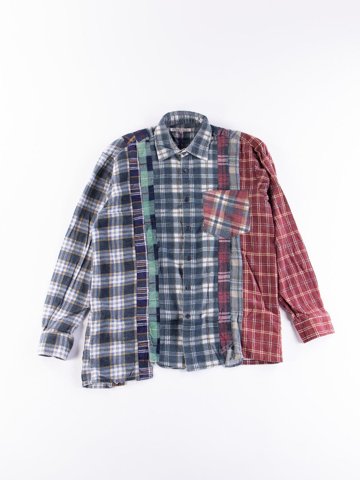 Assorted 7 Cuts Rebuild Shirt - Image 1