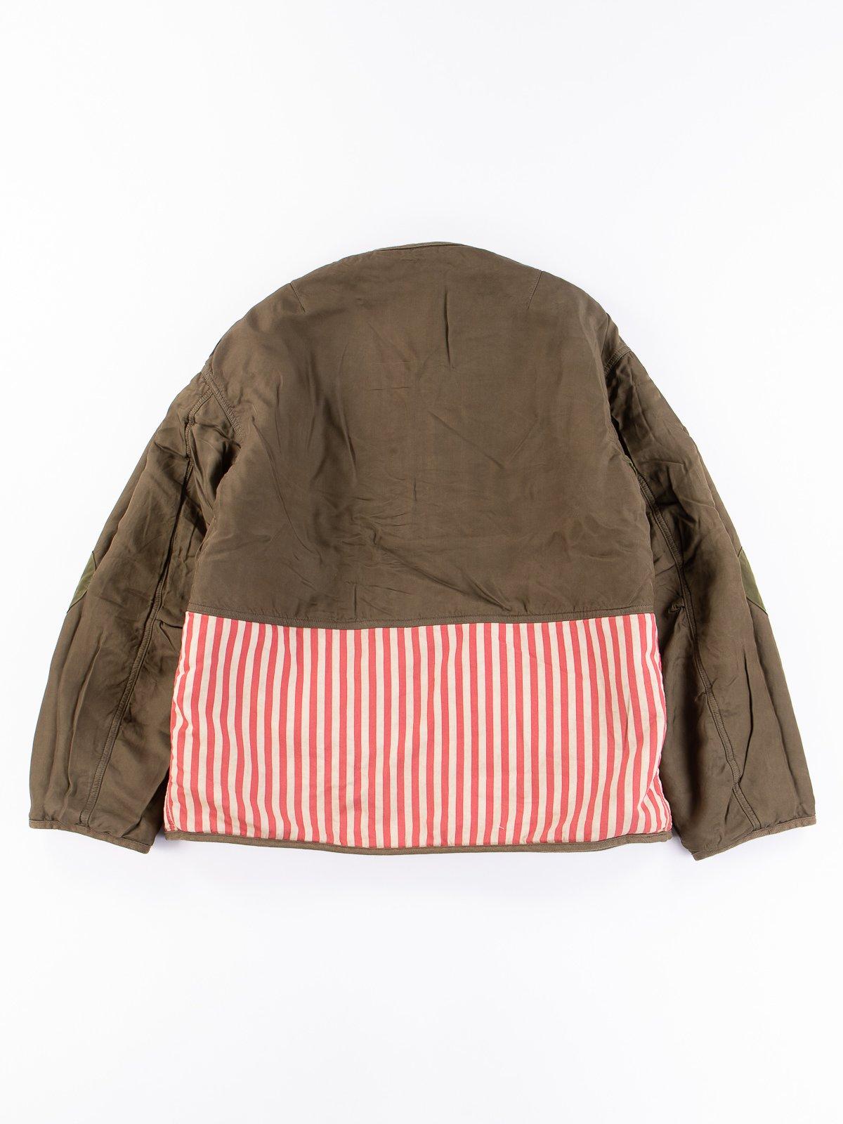 Olive Iris Liner Jacket - Image 8