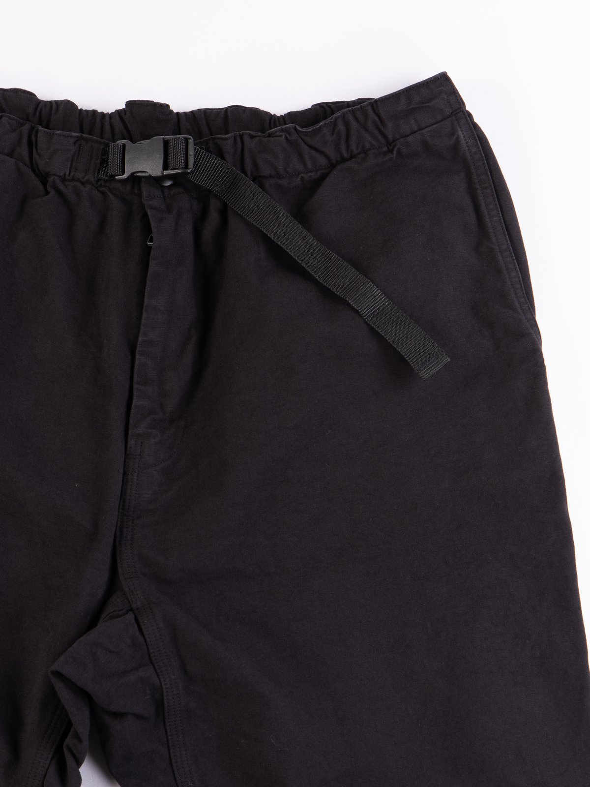 Black Overdyed Canvas TBB Climbing Pant - Image 4