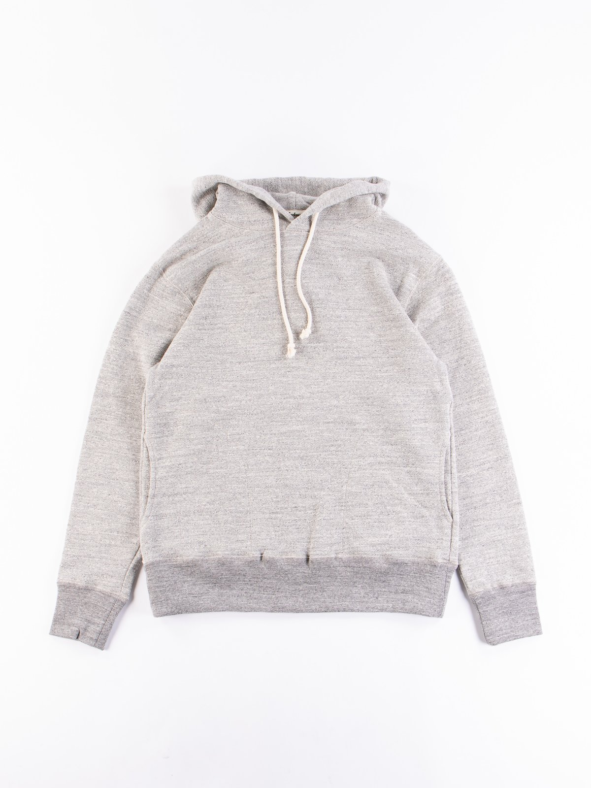 Heather Grey GG Sweat Pullover Parka - Image 1