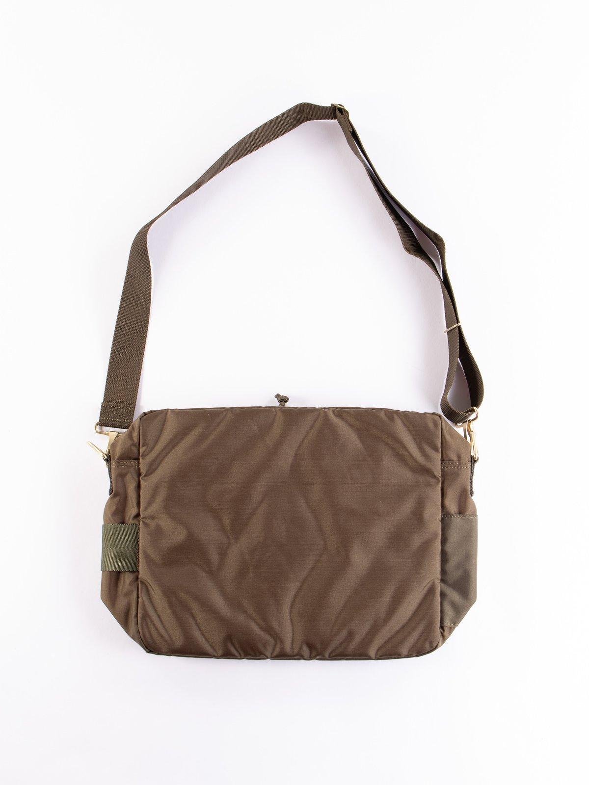 Olive Drab Medium Force Shoulder Bag - Image 3