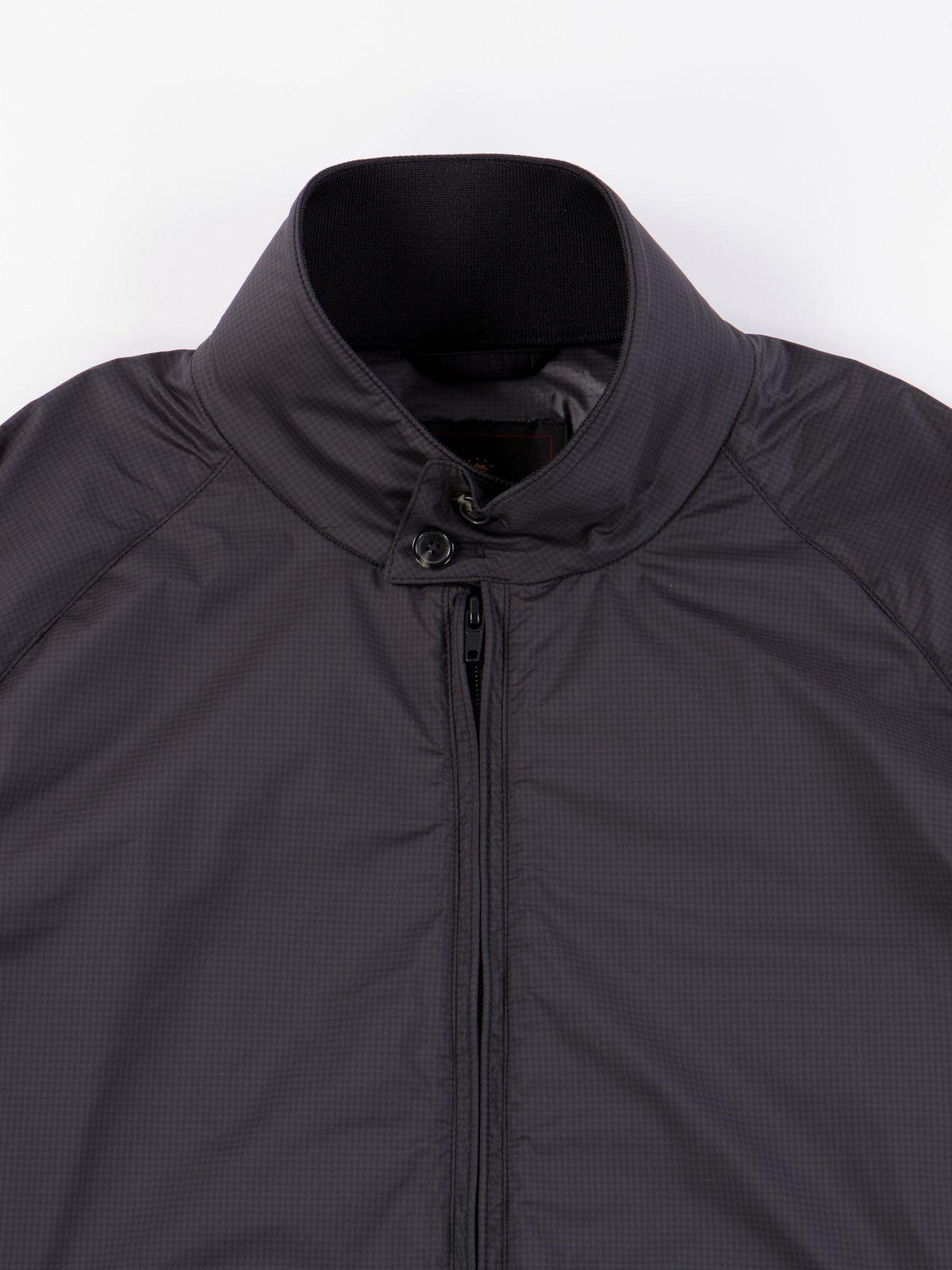 Mini Grey Check G9 EG Jacket - Image 4