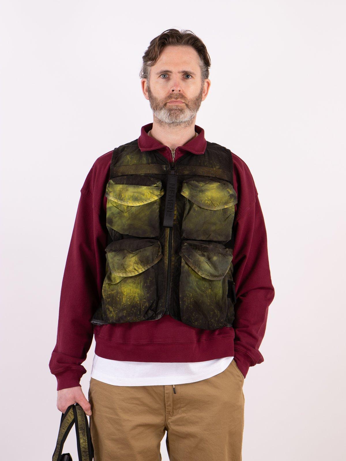 Acid Dyes Guard Vest - Image 2